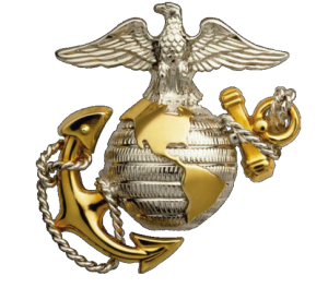 US Marine Corps' Eagle, Globe and Anchor