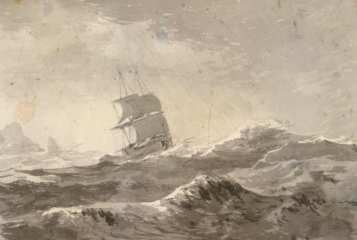 Rough Sailing