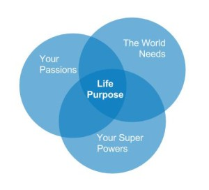What shapes your Life Purpose?